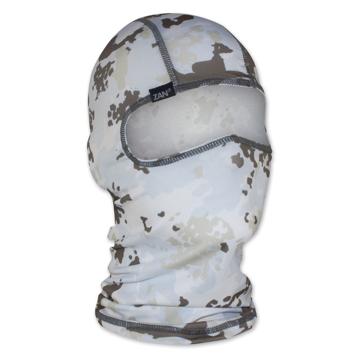 ZAN headgear Winter Camo Balaclava