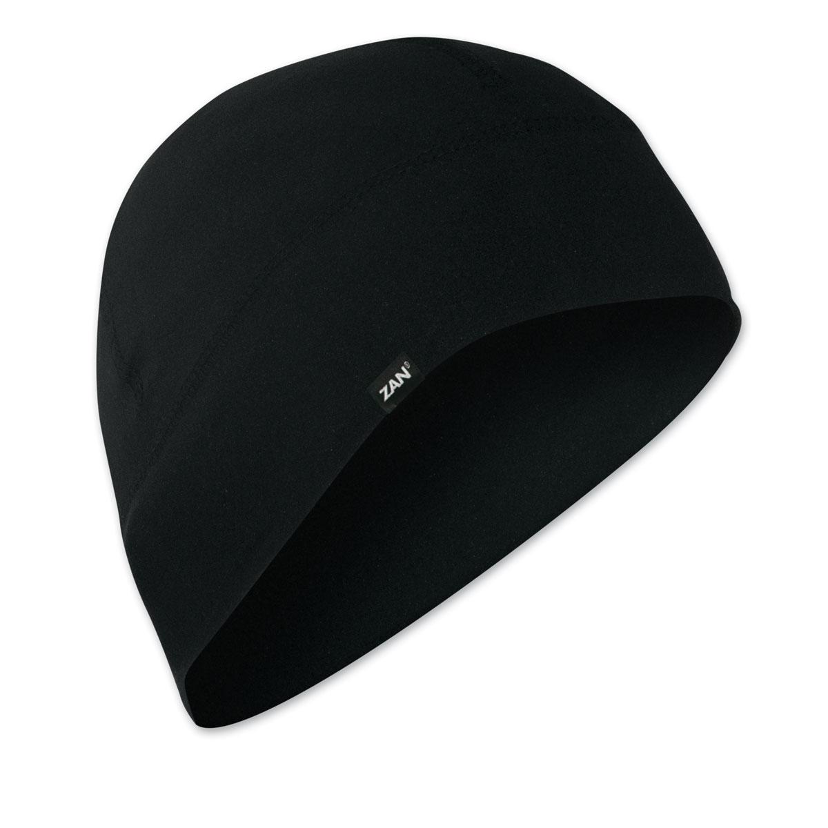 ZAN headgear SportFlex Series Black Beanie