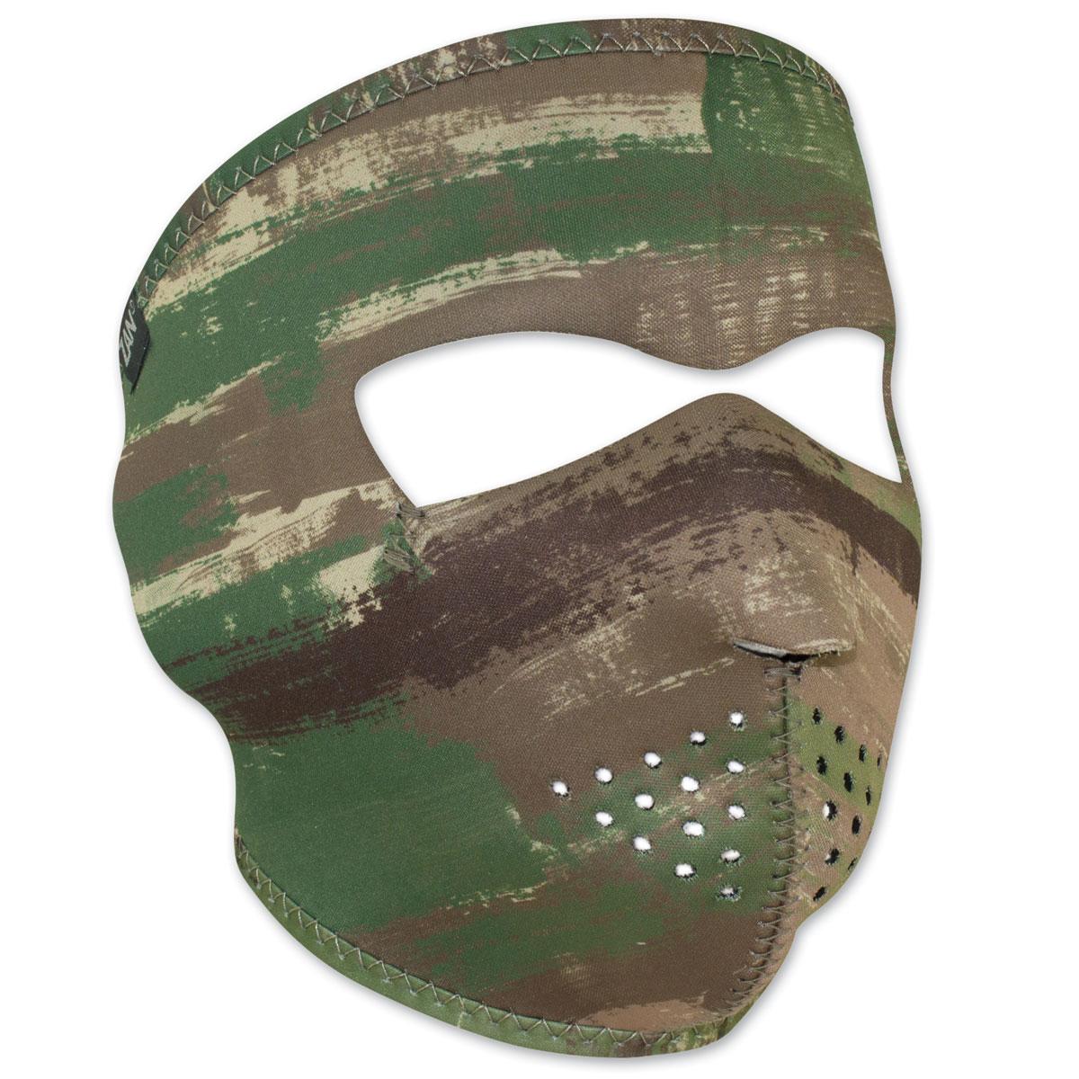 ZAN headgear Neoprene Multi Brushed Camo Full Mask