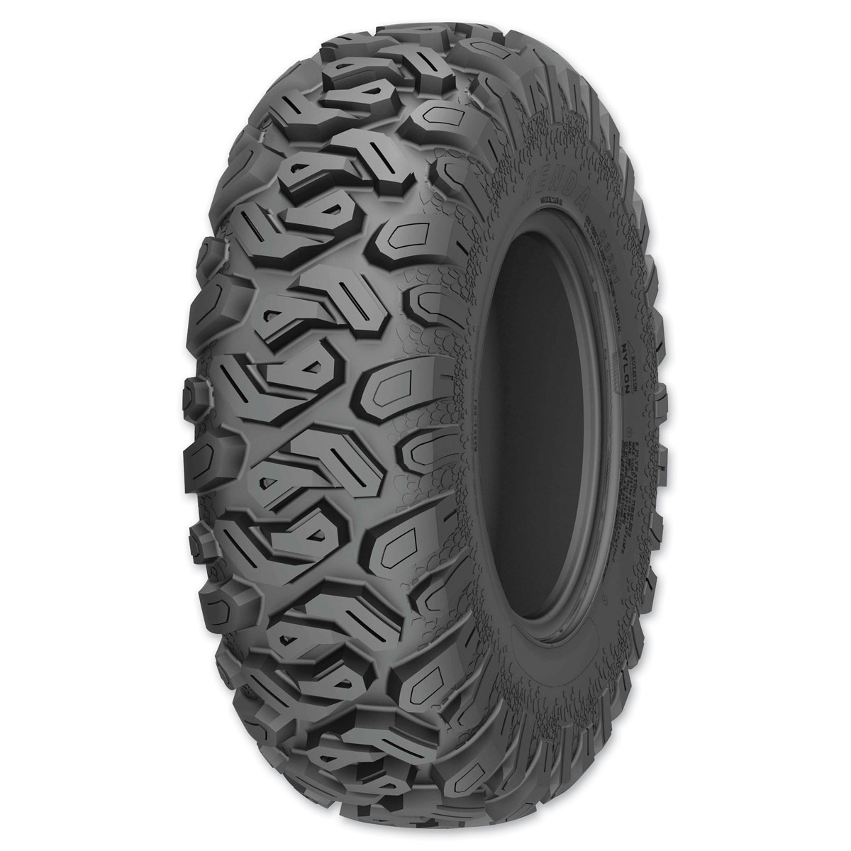 Kenda Tires Mastodon 26X9R-12 Front/Rear Tire