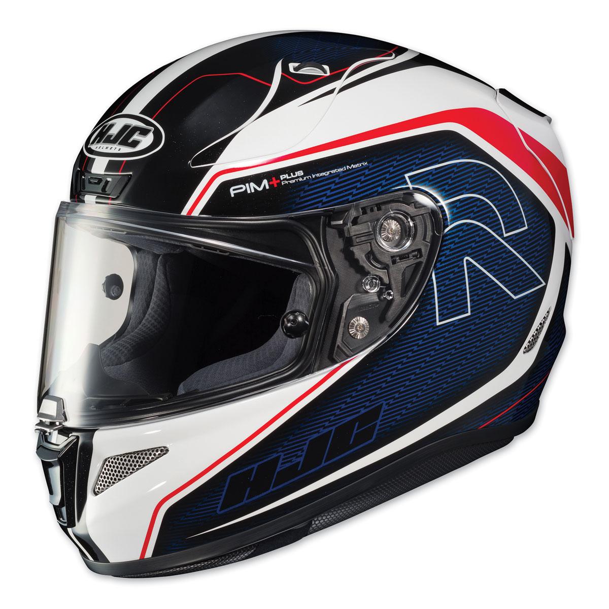 HJC RPHA 11 Pro Darter Blue/Red Full Face Helmet