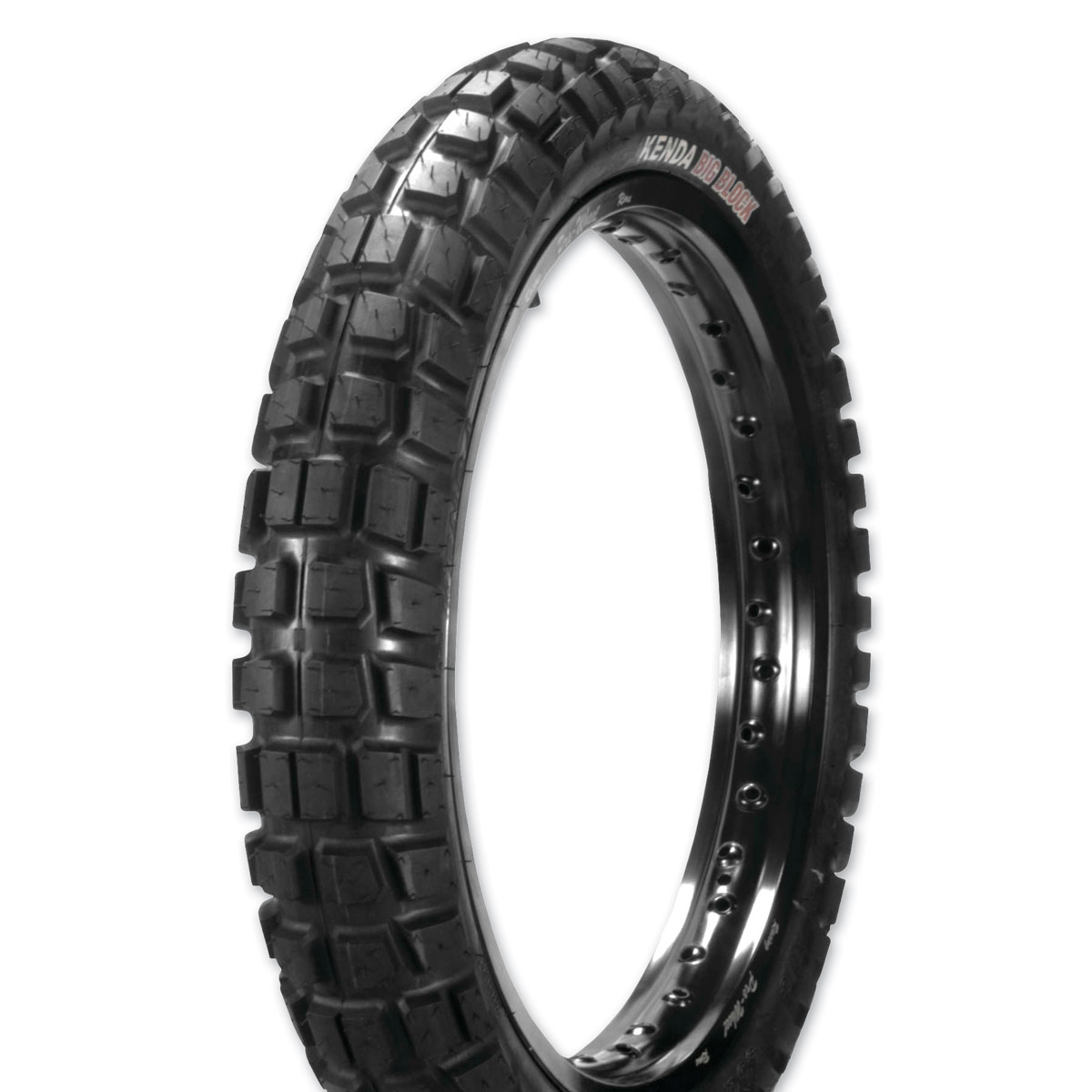 Kenda Tires K784 Big Block 110/80-19 Front Tire