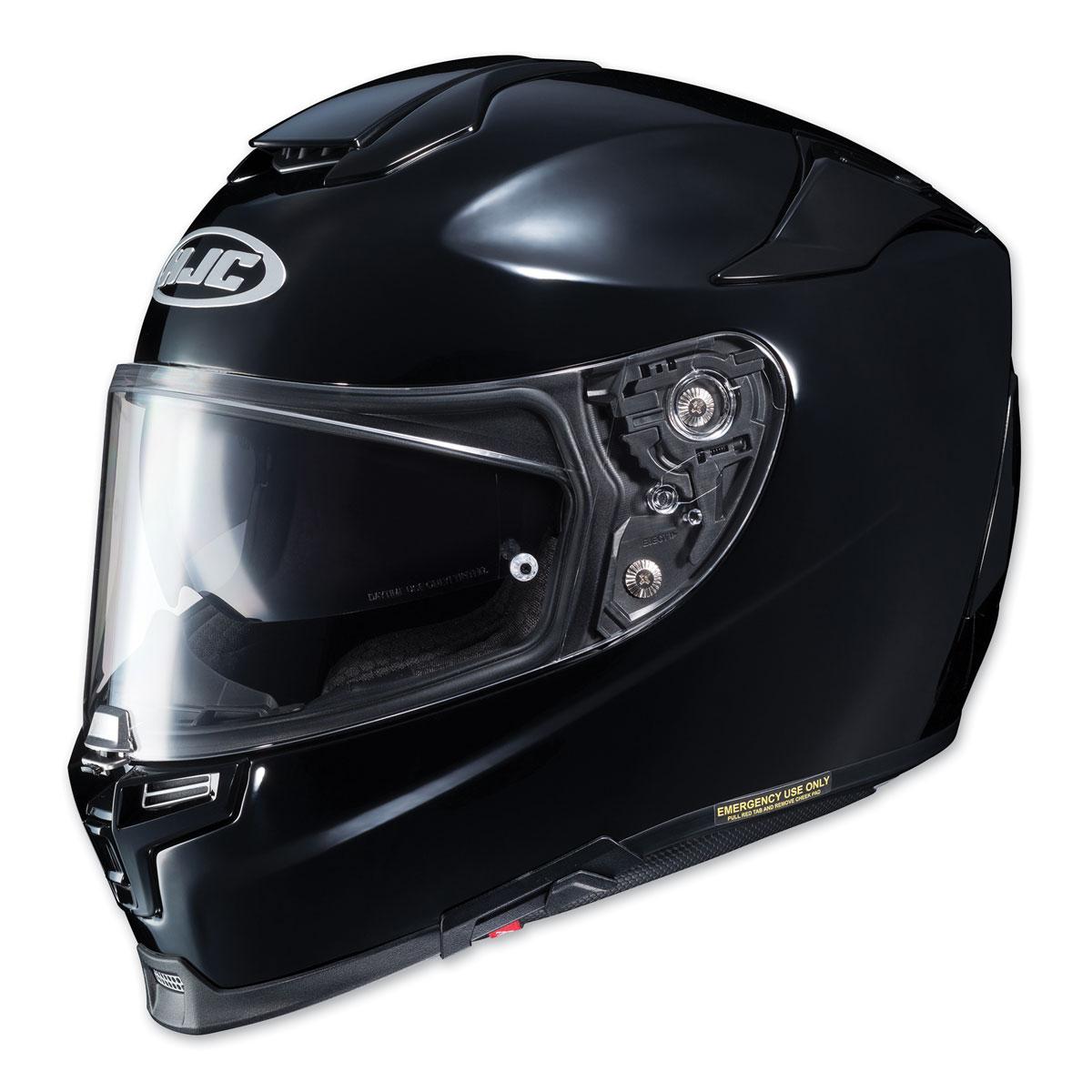 HJC RPHA 70 ST Black Full Face Helmet