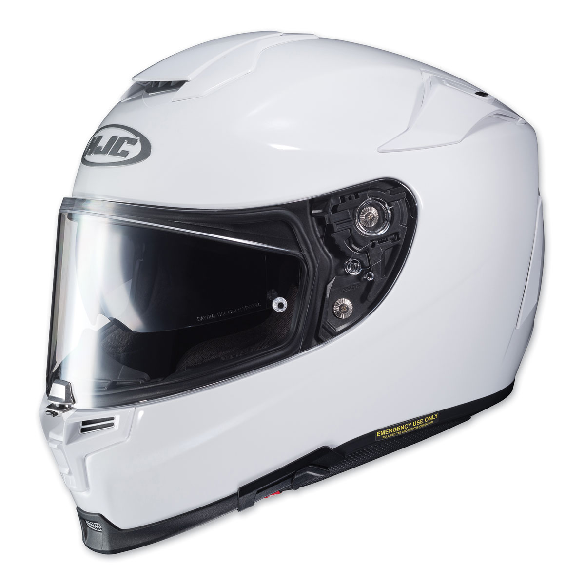 HJC RPHA 70 ST White Full Face Helmet