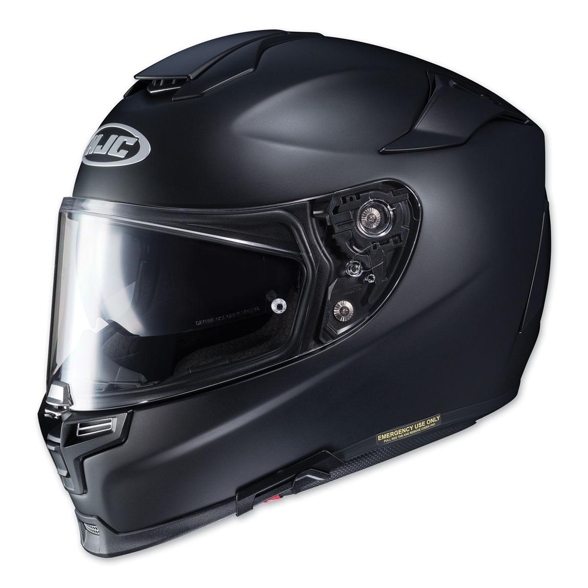 HJC RPHA 70 ST Flat Black Full Face Helmet