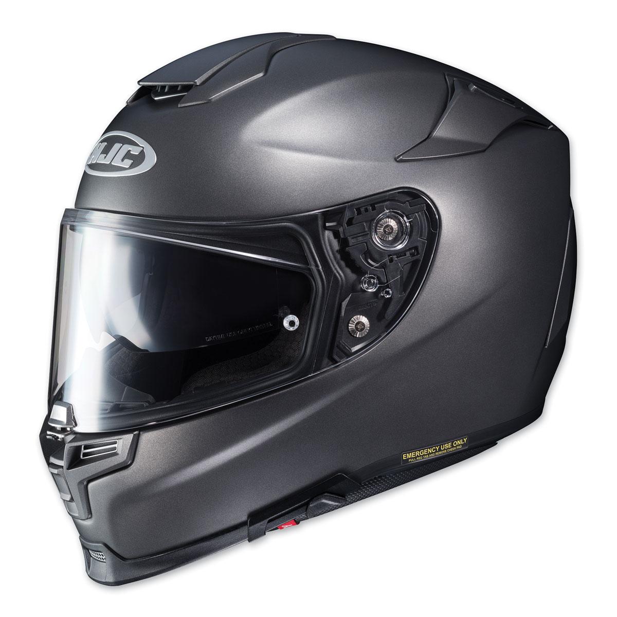 HJC RPHA 70 ST Flat Titanium Full Face Helmet