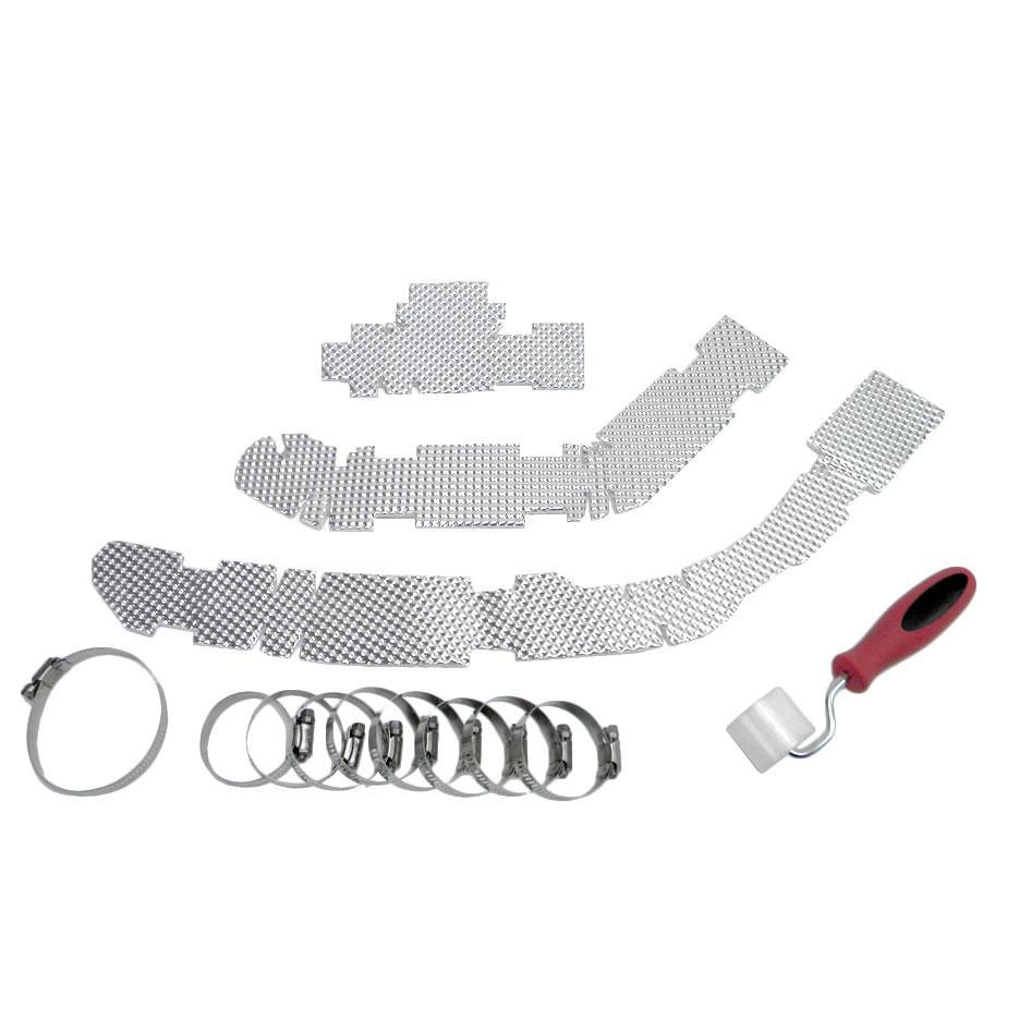 Design Engineering Inc. Silver Heat Shield Liner Kit