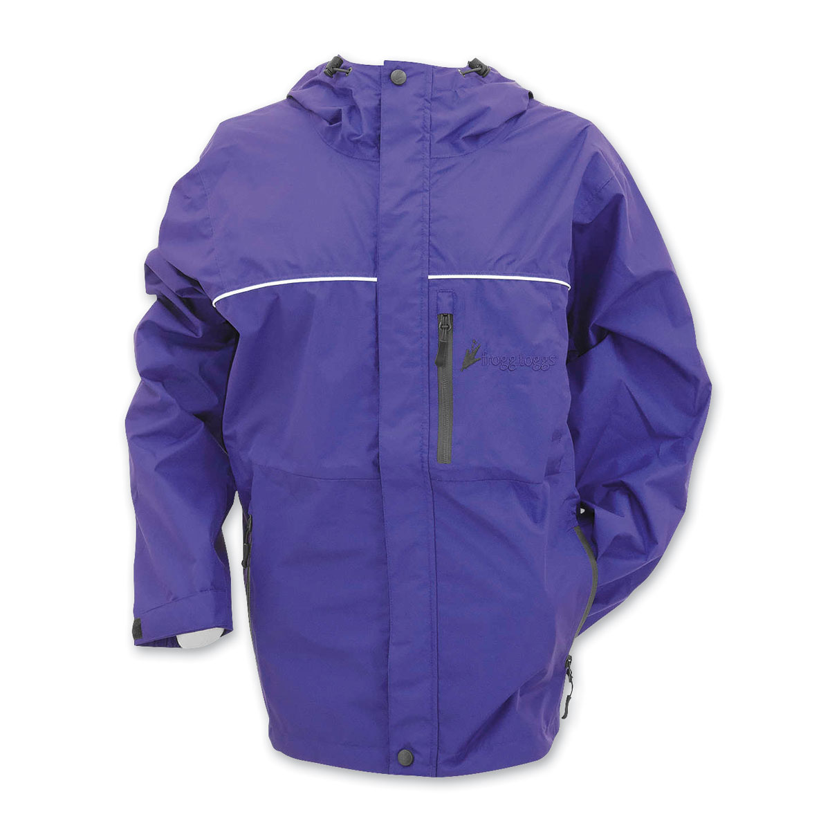 Frogg Toggs Women's Java Toadz Purple Rain Jacket | 160-2409 | J&P ...