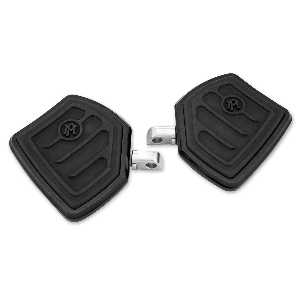 Performance Machine Contrast Cut Contour Passenger Mini Floorboard Assembly