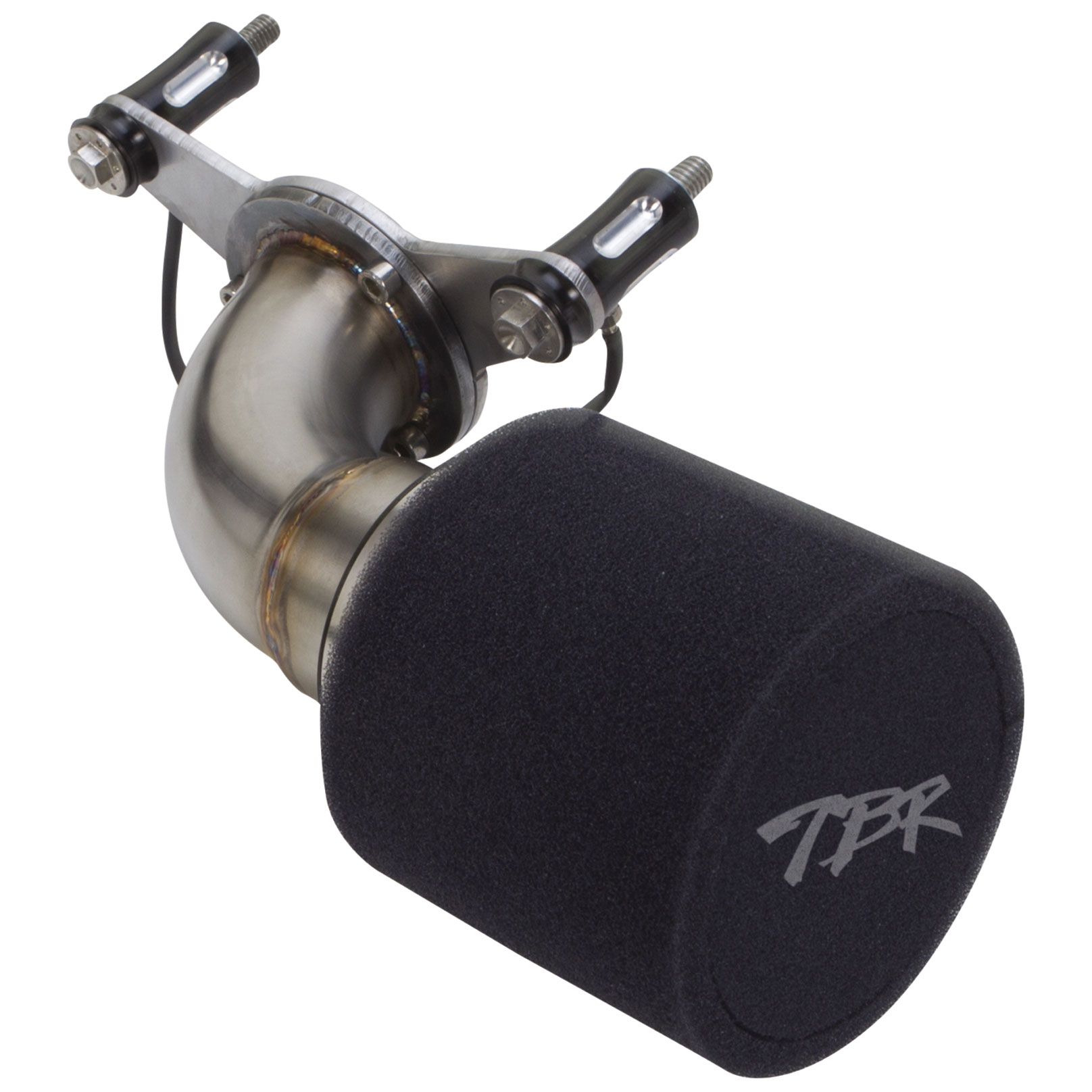 Two Brothers Racing Stainless Moto Intake Air Filter
