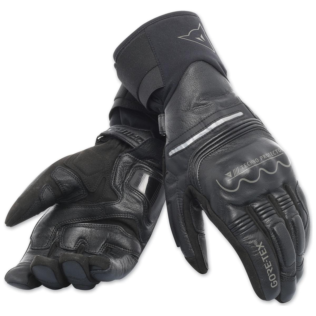 Dainese Men's Universe Gore-Tex Black Gloves