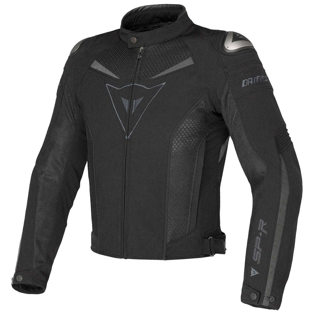 Dainese Men's Super Speed Black/Dark Gray Textile Jacket