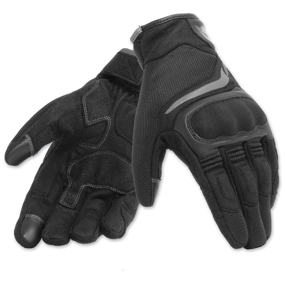 Dainese Unisex Air Master Black Gloves