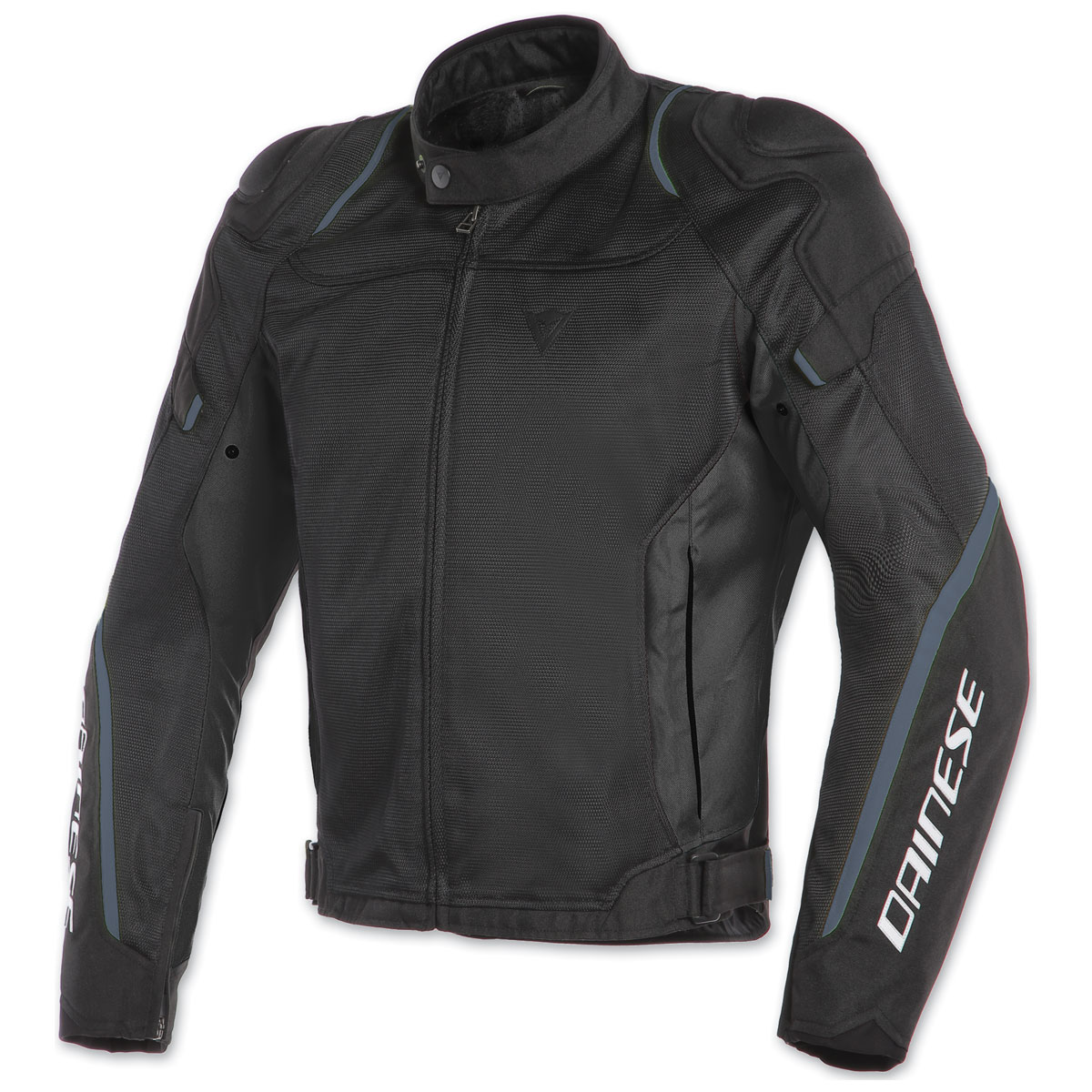 Dainese Men's Air Master Black/Black/Anthracite Textile Jacket