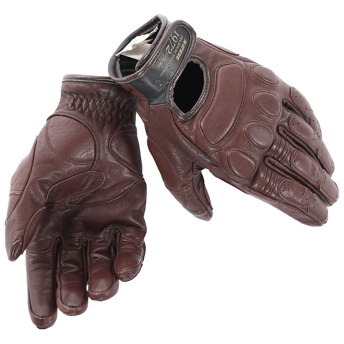 Dainese Unisex Blackjack Dark Brown Gloves