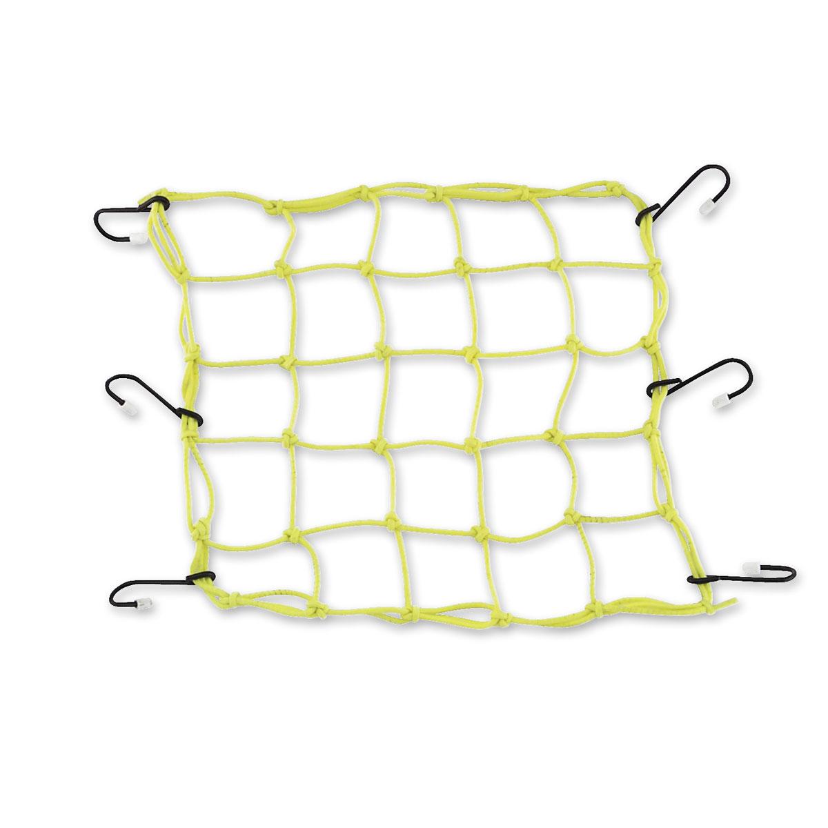 BikeMaster Yellow Stretch Net