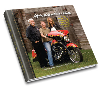 How J&P Cycles® Changed the American Motorcycle Industry Book
