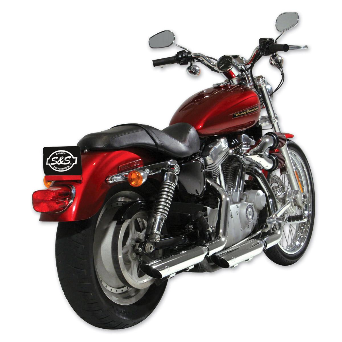 S&S Cycle High Performance Slash-Down Mufflers