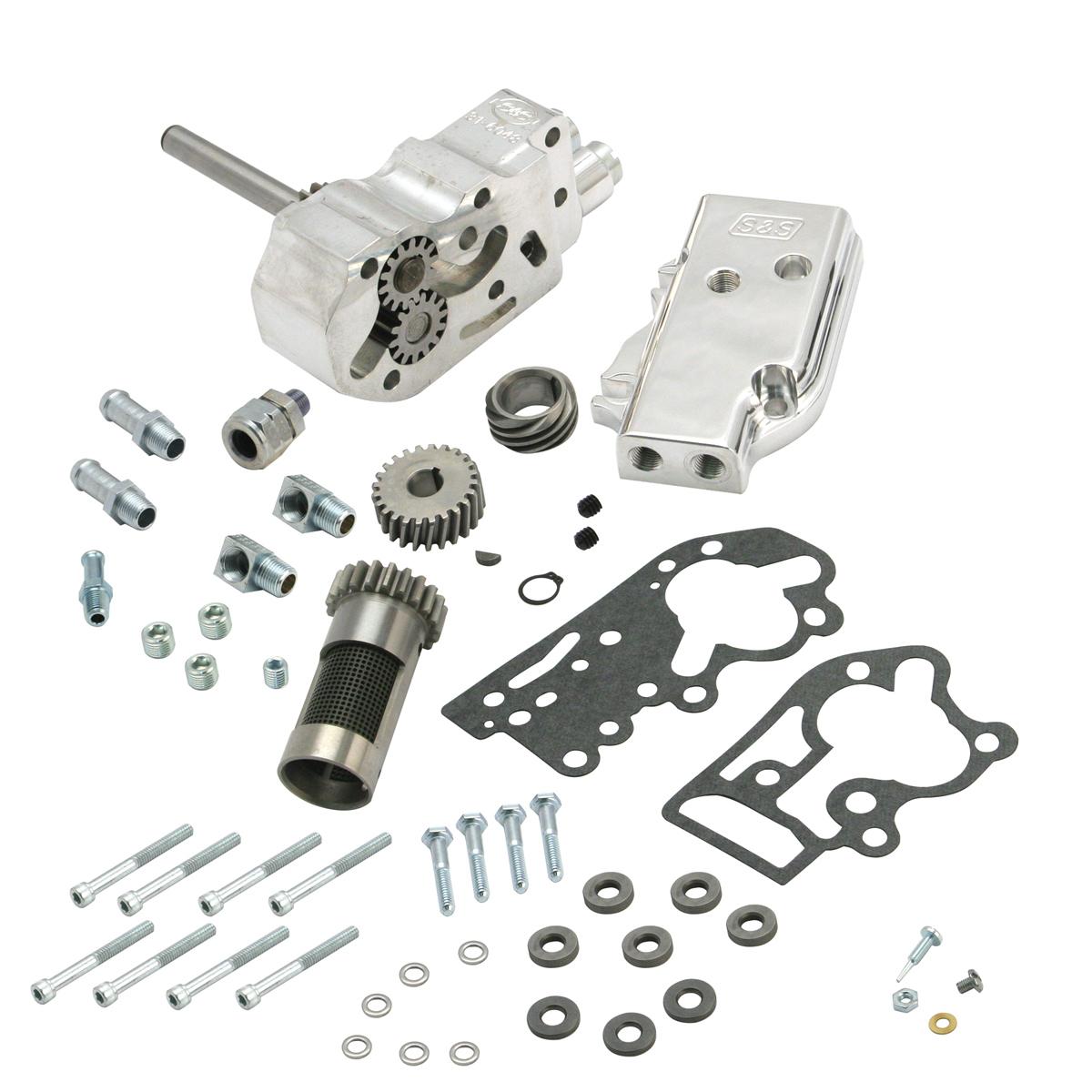 S&S Cycle Billet Oil Pump Kit