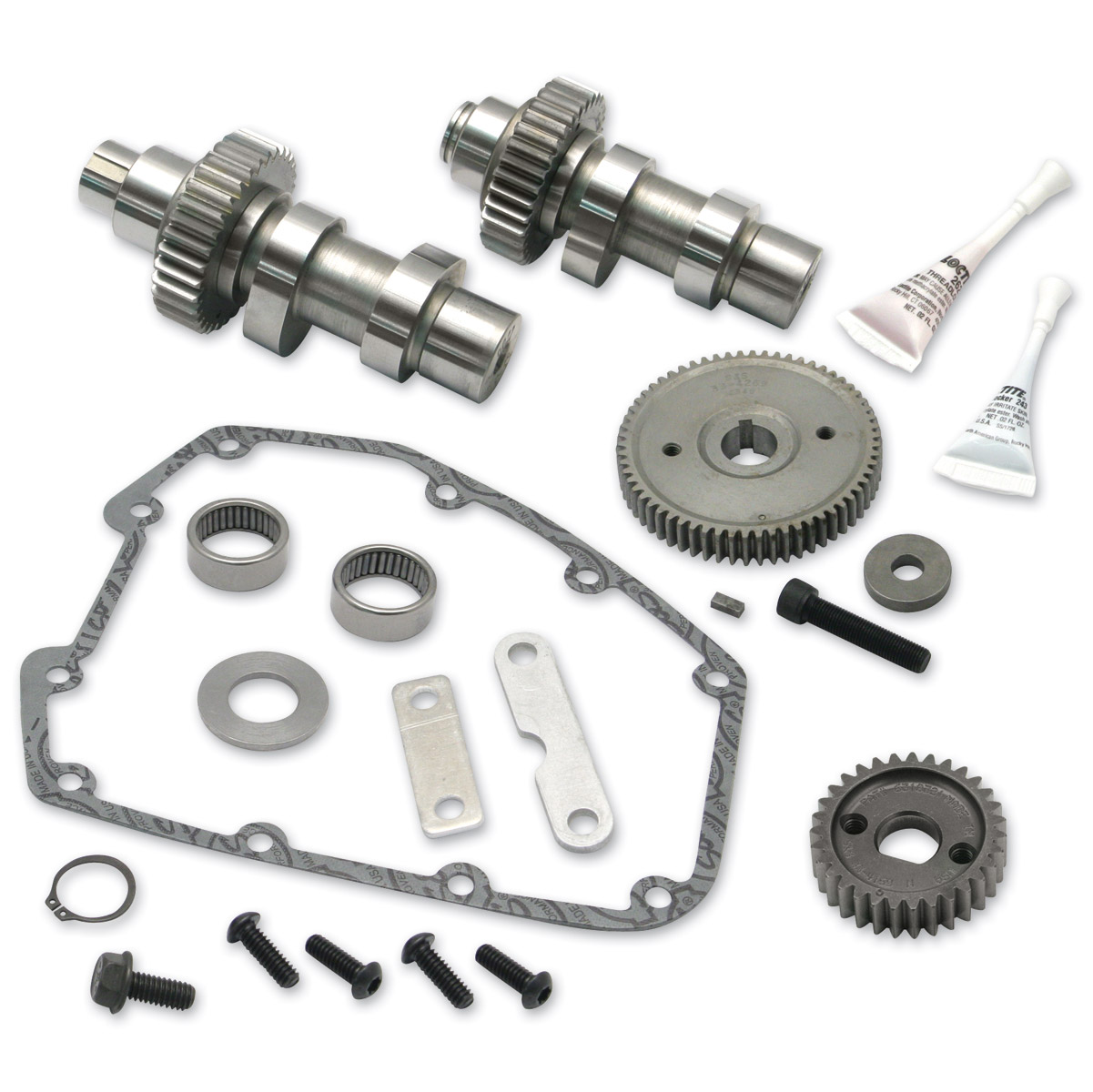 S&S Cycle MR103 Gear Drive Easy Start Cams