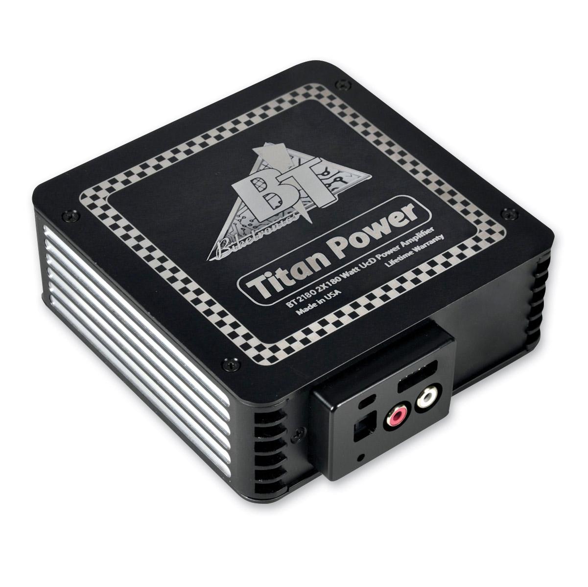 Biketronics Titan 2-Channel Amplifier