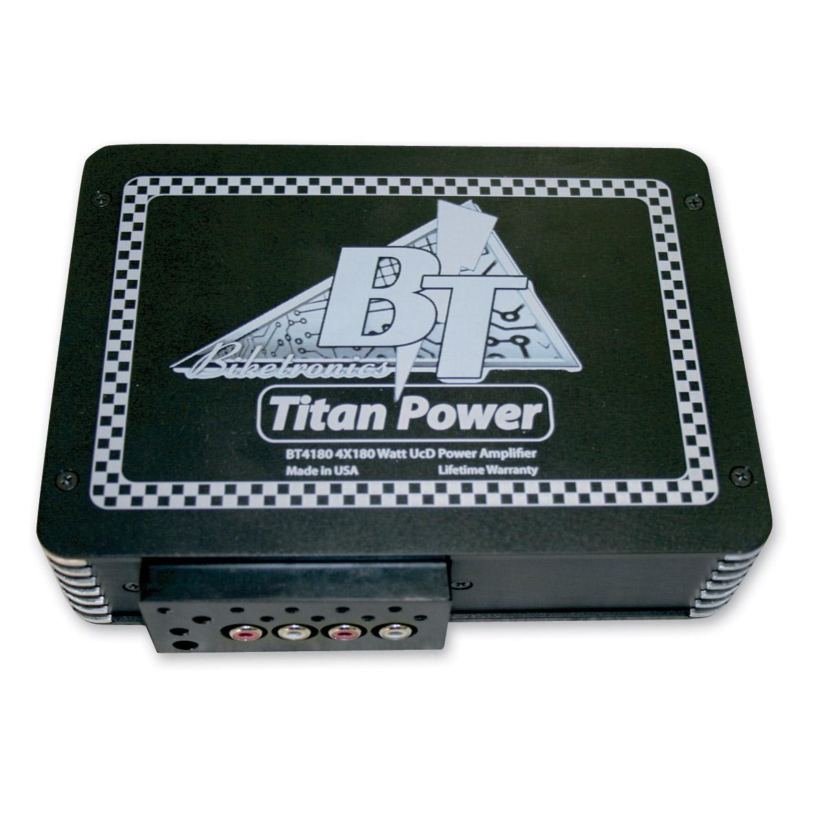 Biketronics Titan 4-Channel Amplifier