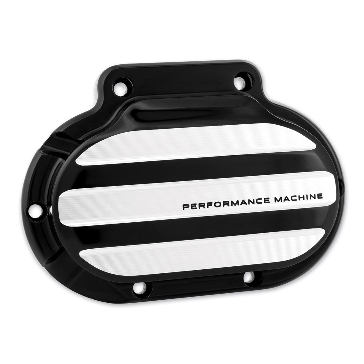 Performance Machine Fluted Hydraulic Conversion Clutch Release Cover Contrast Cut