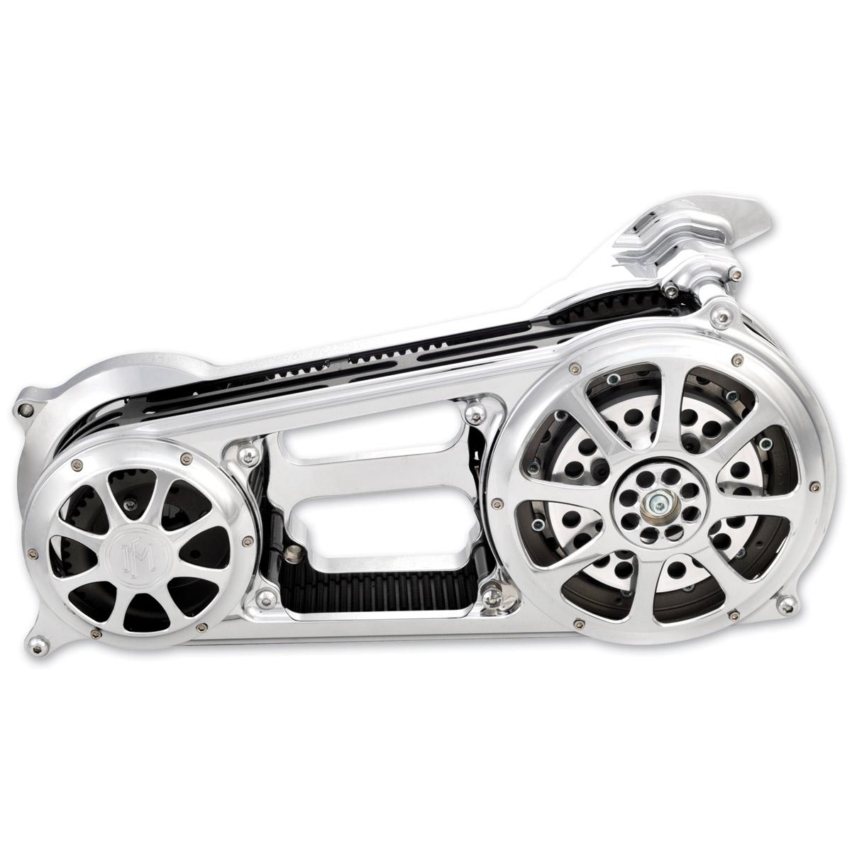 Performance Machine Contour Belt Drive Kit  for Phatail Chrome