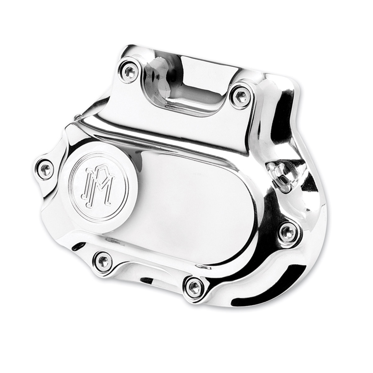 Performance Machine Smooth Clutch Release Cover Chrome