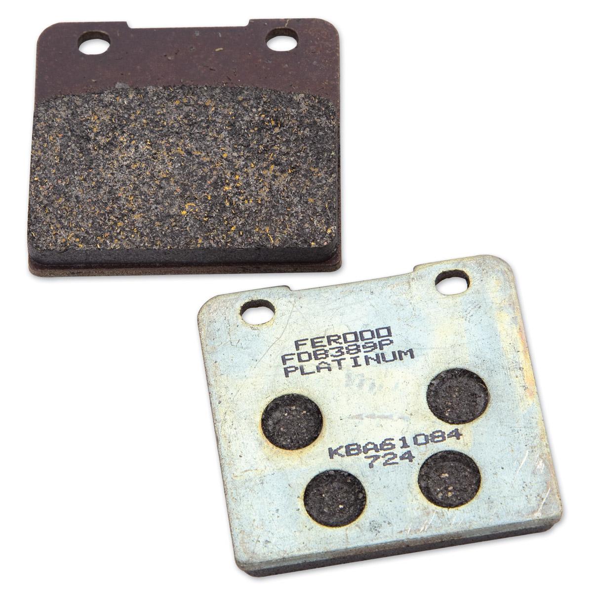 Ferodo Front or Rear Organic Brake Pads