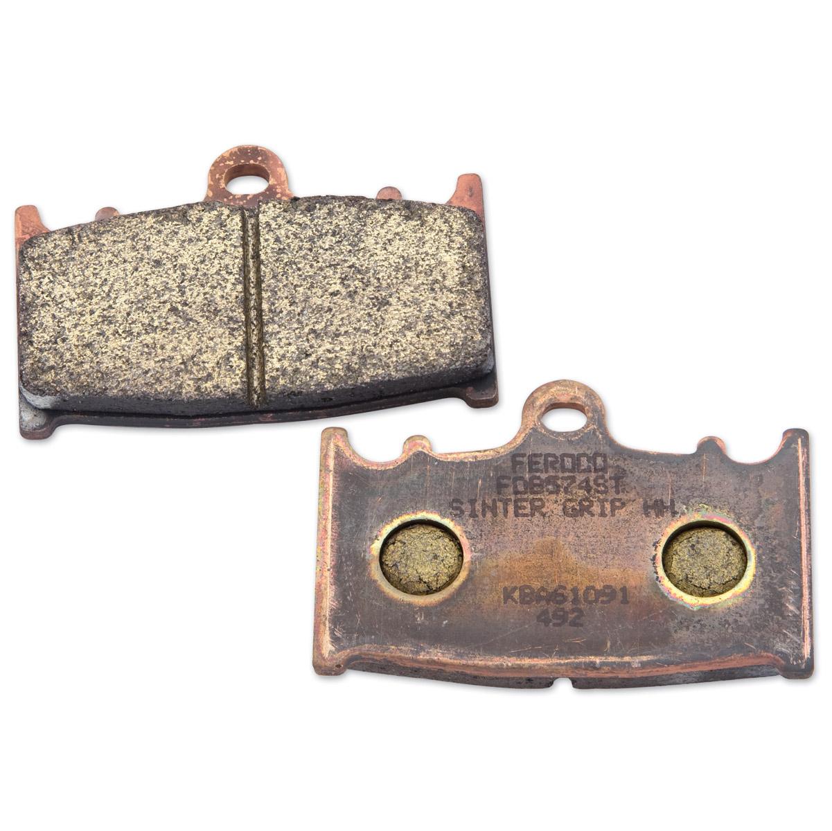 Ferodo Front Sintered Brake Pads