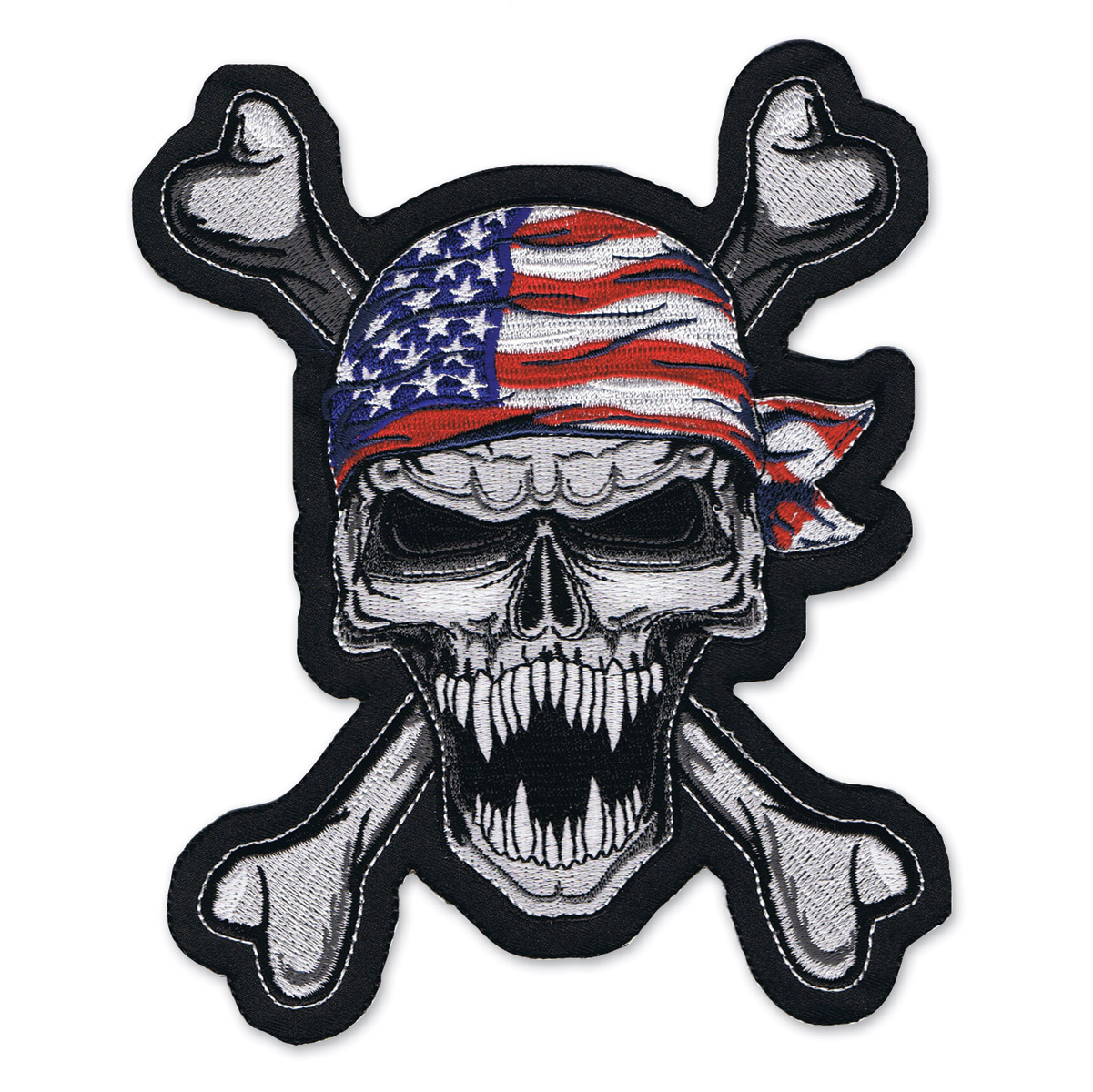 Embroidered Patches - Lethal Threat Lethal Threat