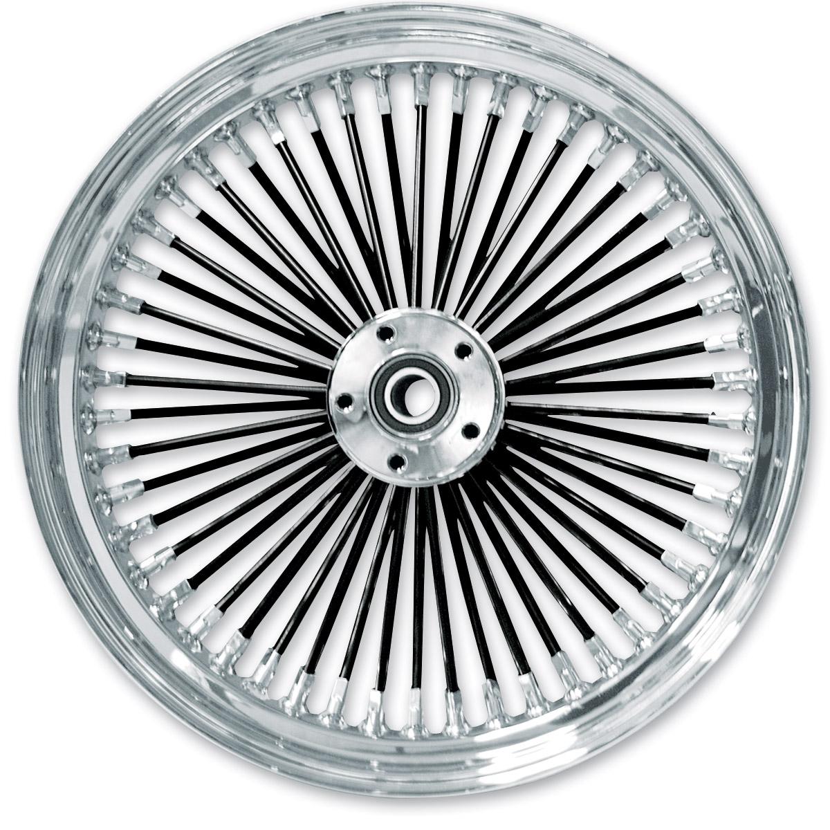 Ride Wright Fat Spoke Front Wheel, 21 x 2.15