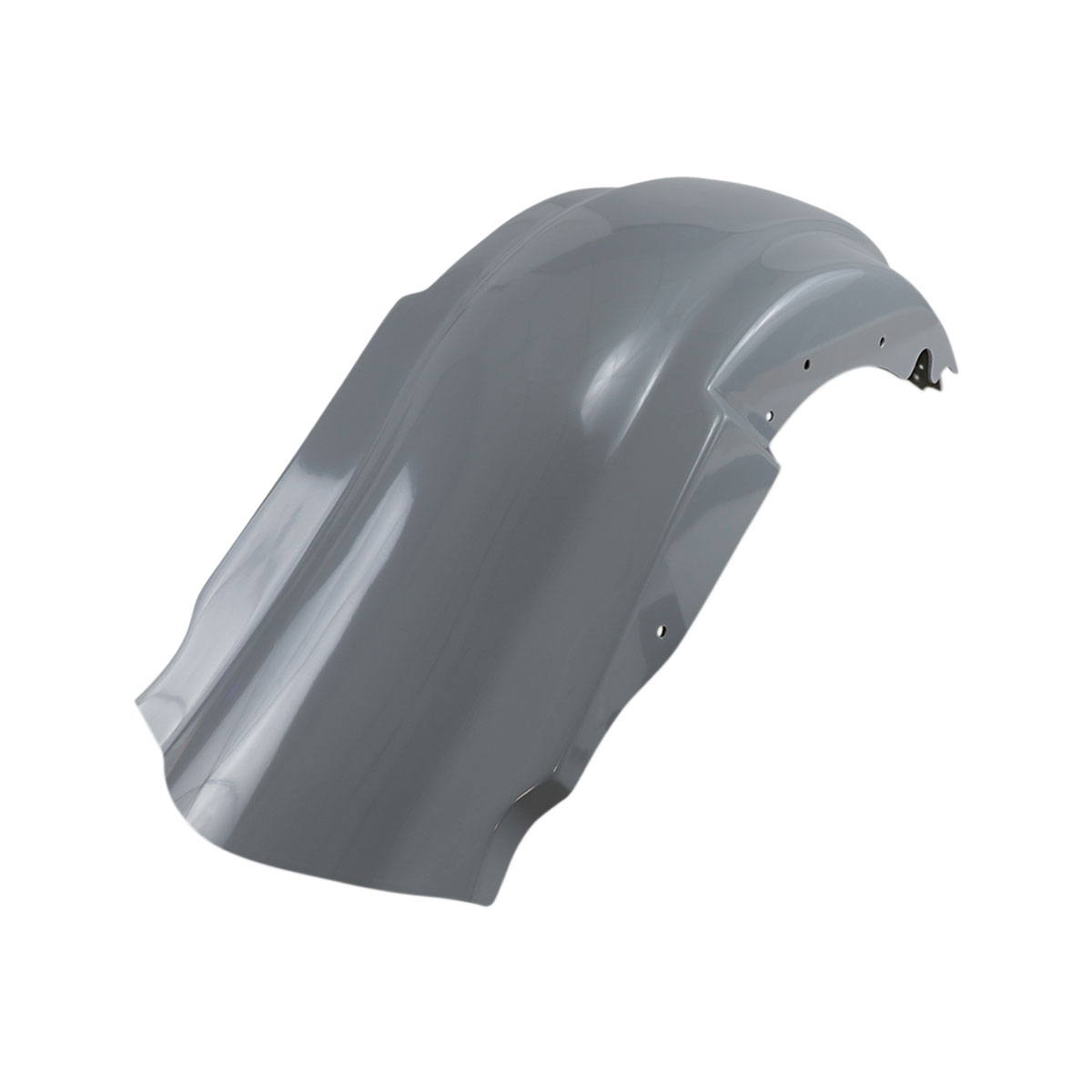 Arlen Ness Bagger-Tail Smooth Rear Fender with Dual Cut-Outs