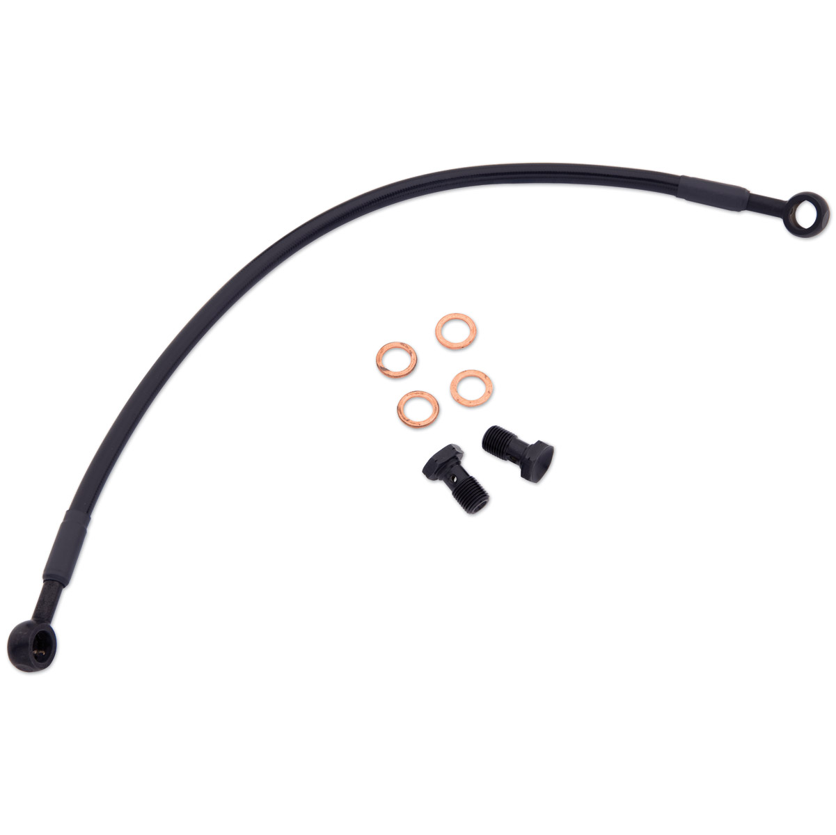 Goodridge Ebony 2 ABS Brake Line Kit