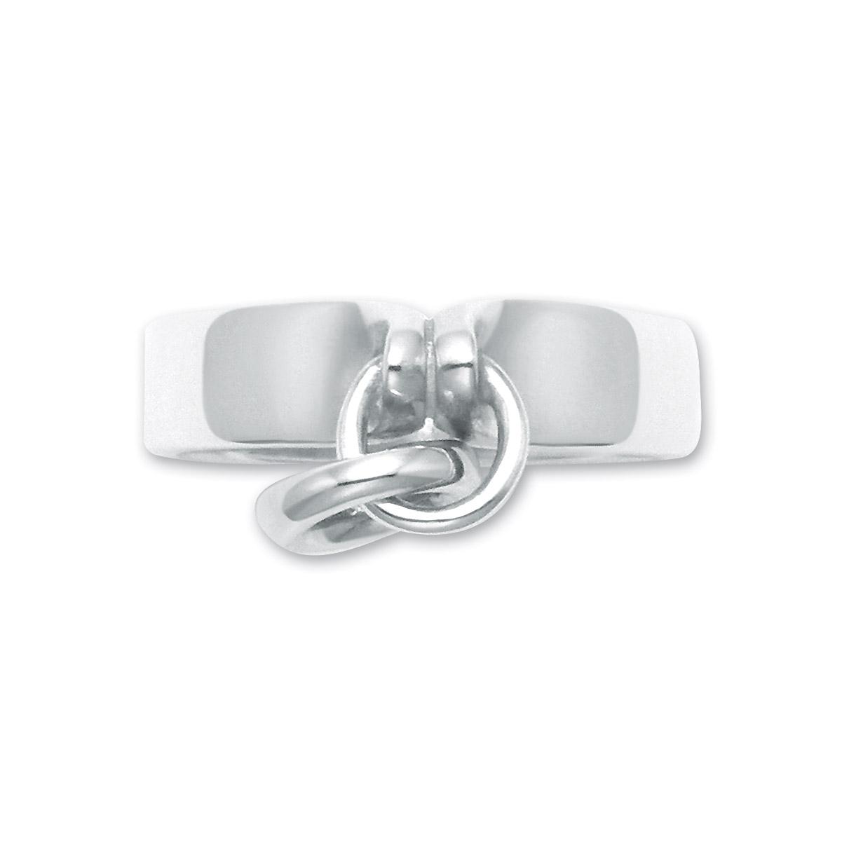 Wildthings Sterling Silver Link Ring