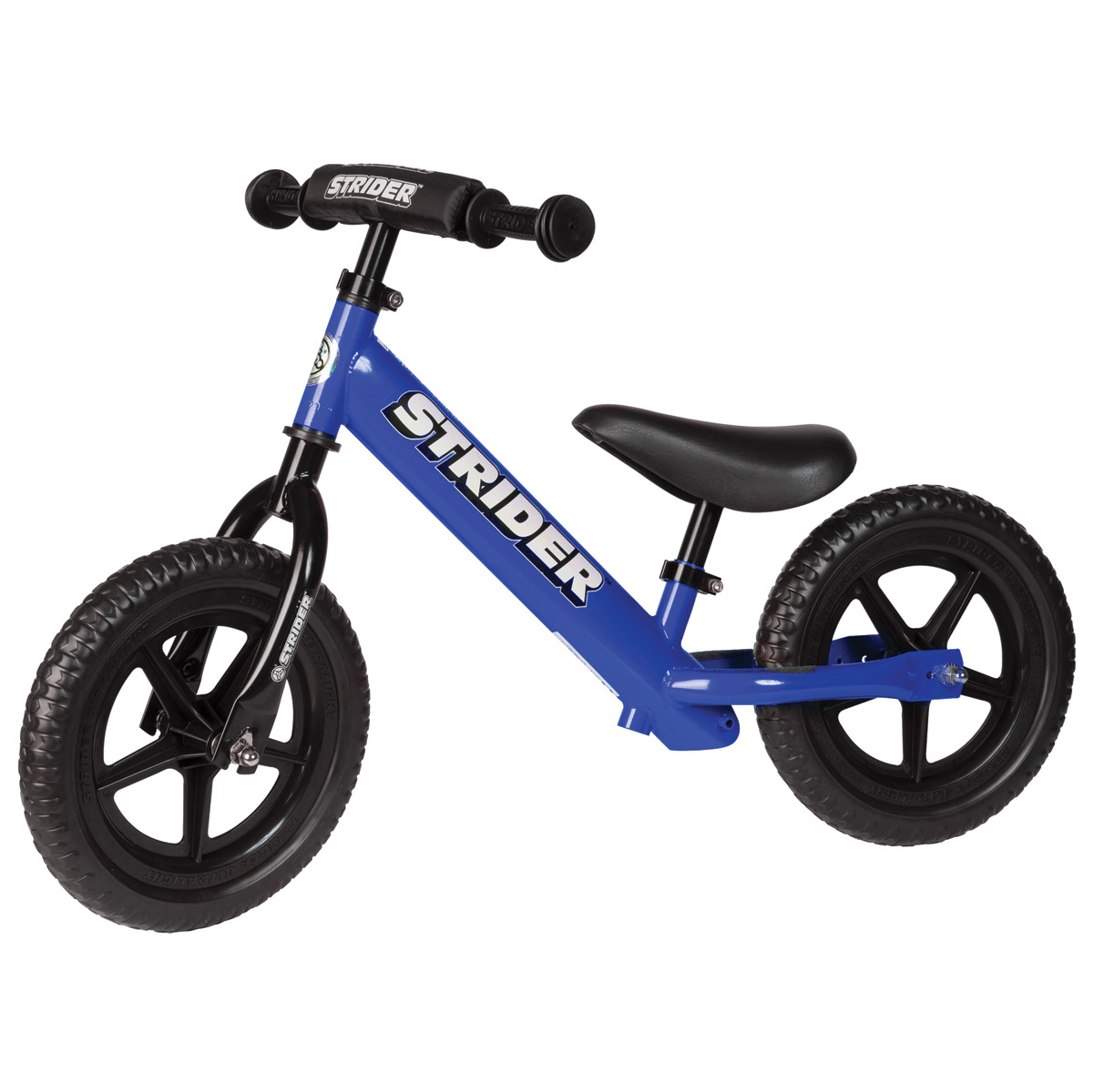 Strider Sports International Inc. 12 Sport No-Pedal Blue Bike