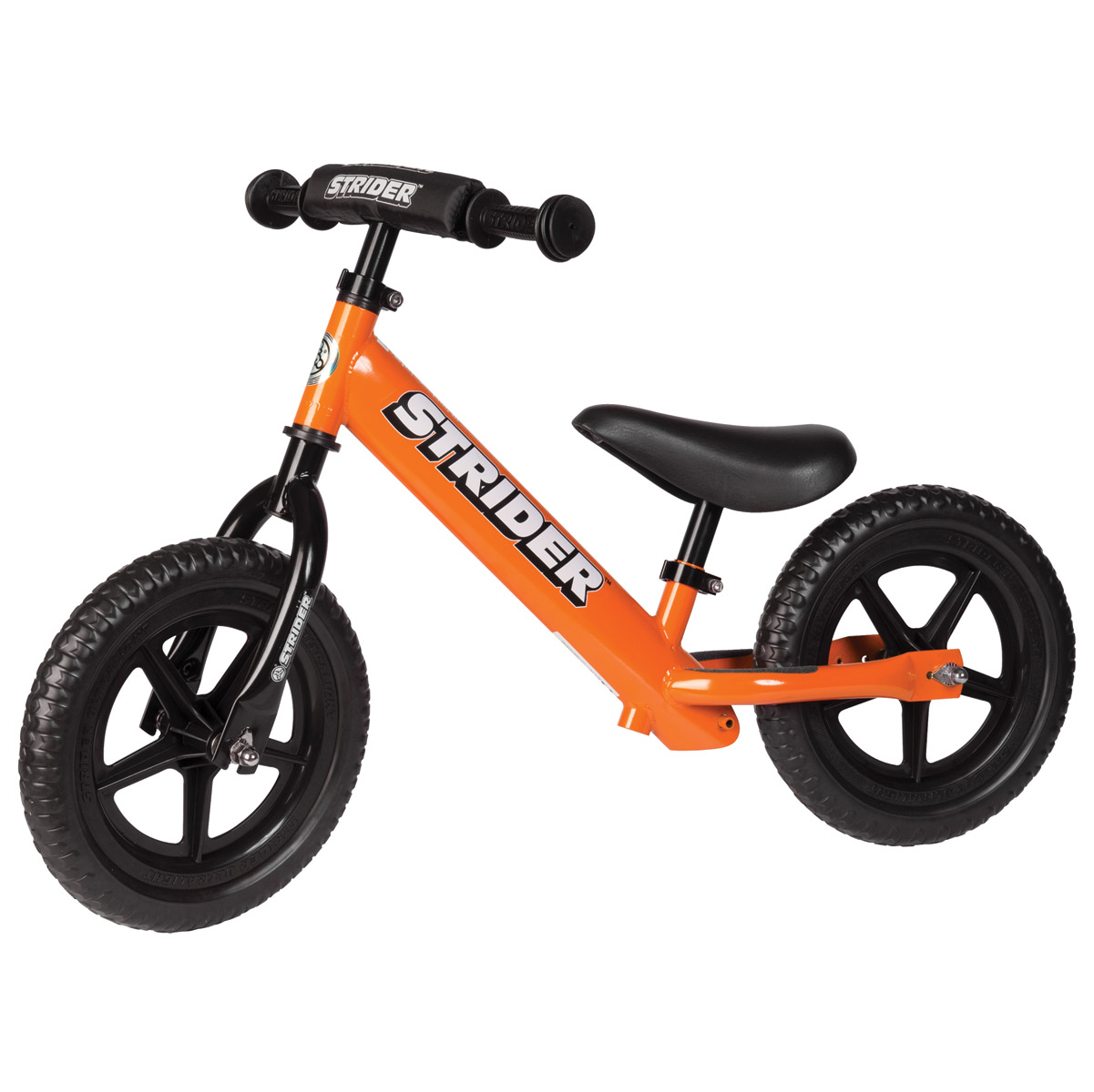 Strider Sports International Inc. 12 Sport No-Pedal Orange Bike