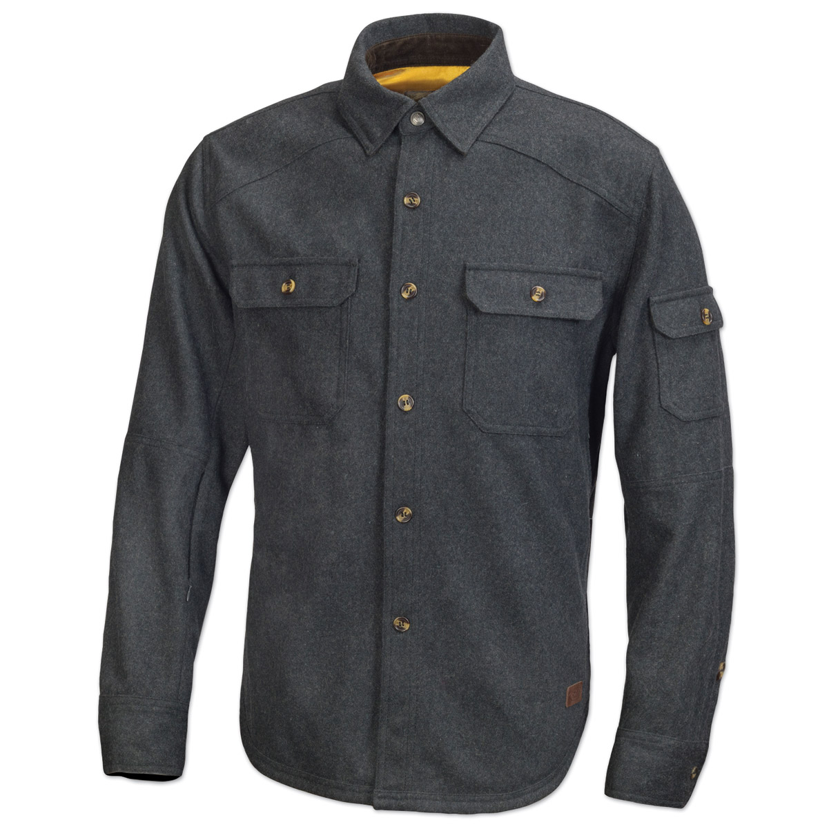 Roland Sands Design Bandito Charcoal Button Down Shirt | 162-699 ...