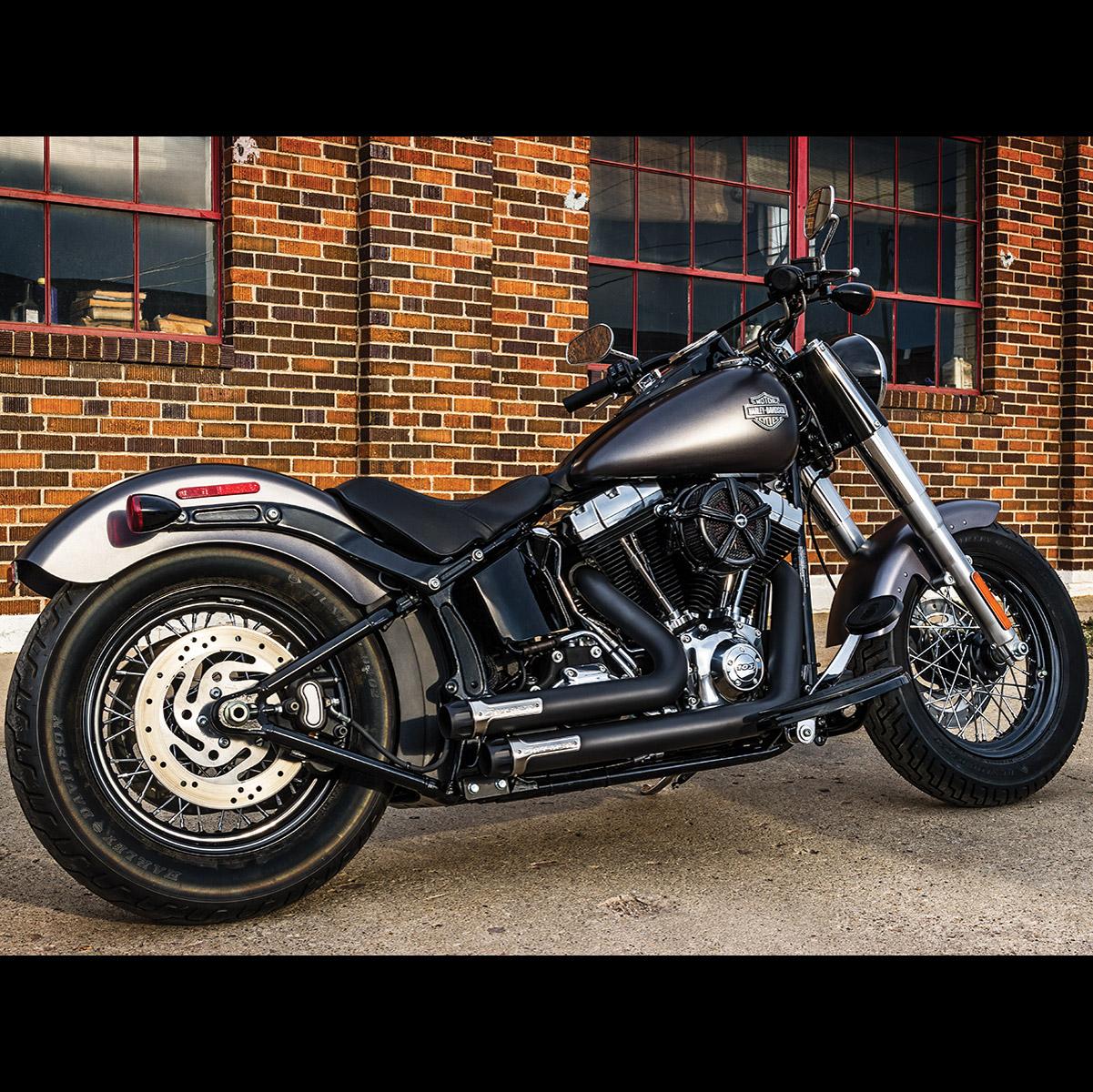 Crusher Maverick Black 2-into-2 Exhaust System
