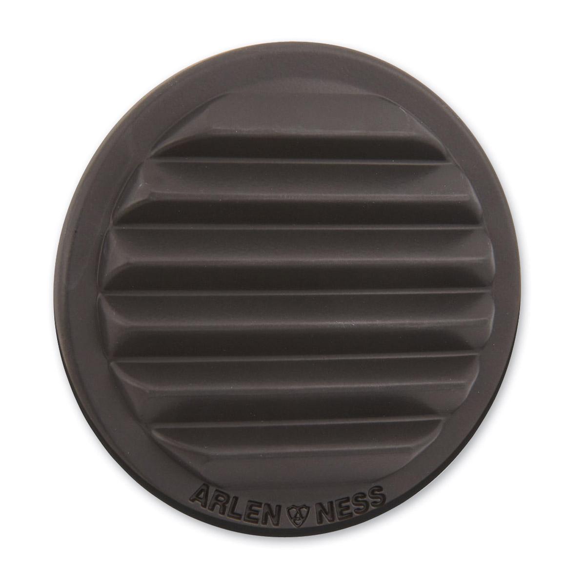 Arlen Ness Retro Black Cam Cover