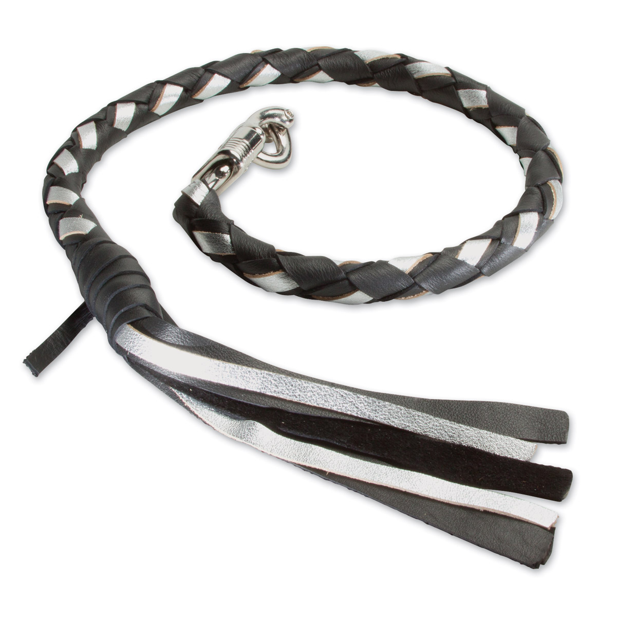 WhoopAZ Black/Silver Getback Whip