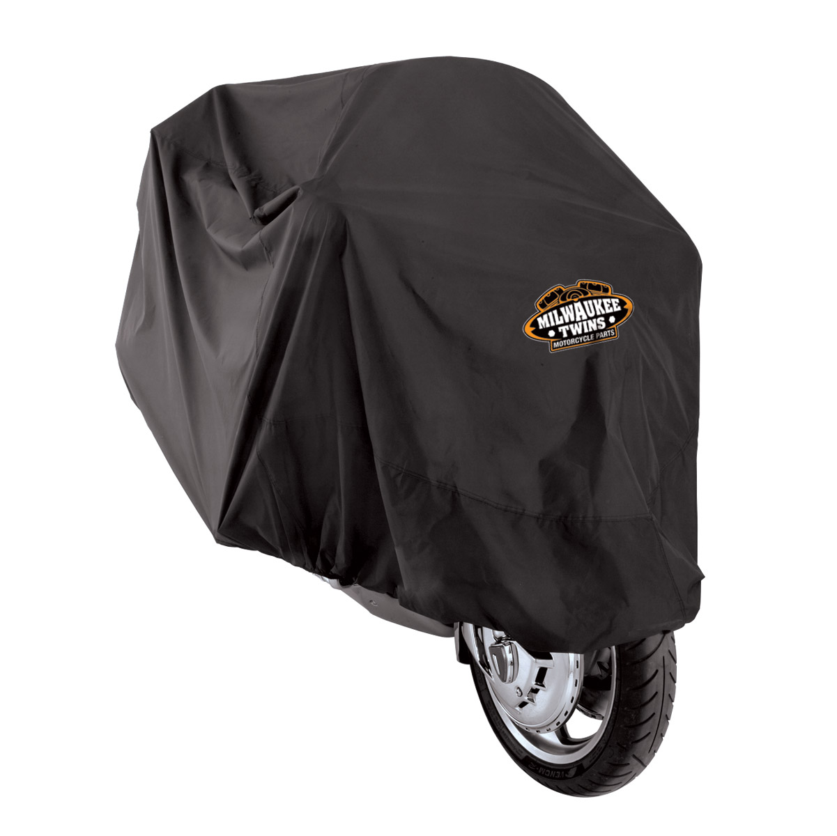 Milwaukee twins motorcycle cover 163 107 j p cycles for Jimmy michel motors inc