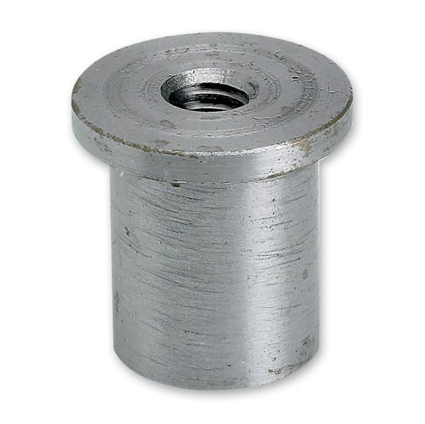 Lowbrow Customs  5/16″-18 Tophat Blind Threaded Steel Bungs