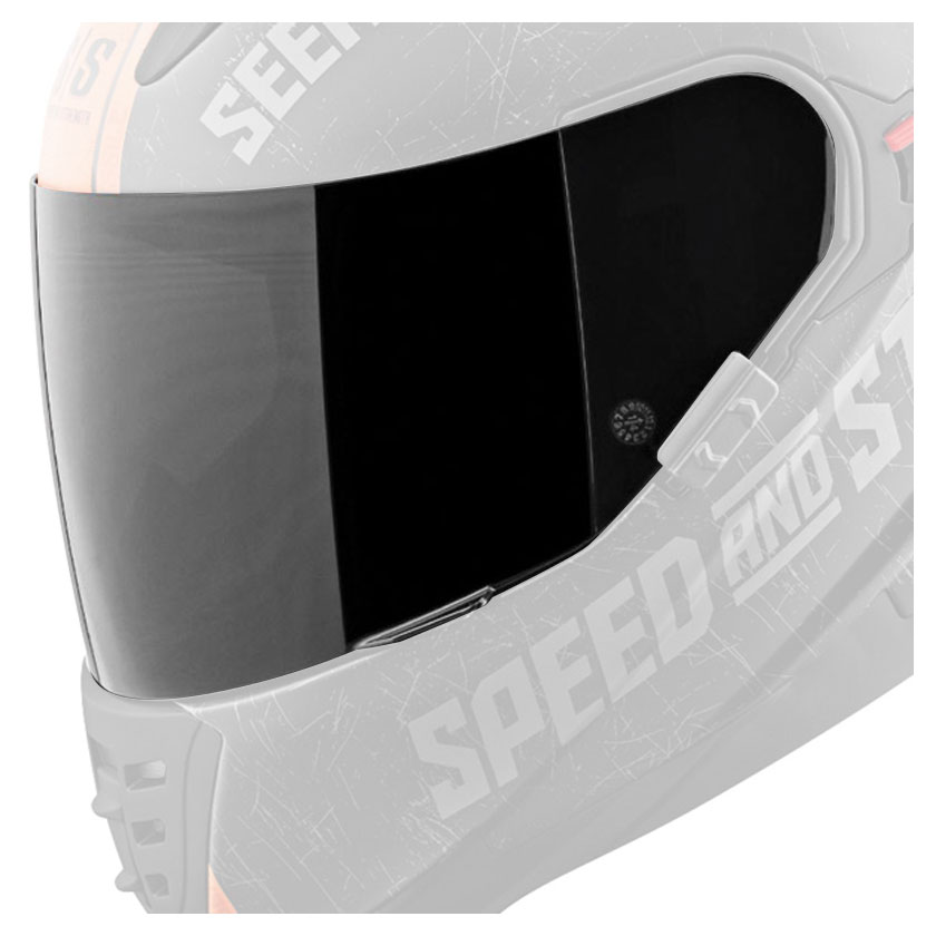 Speed and Strength SS1600/SS1310 Tinted Faceshield