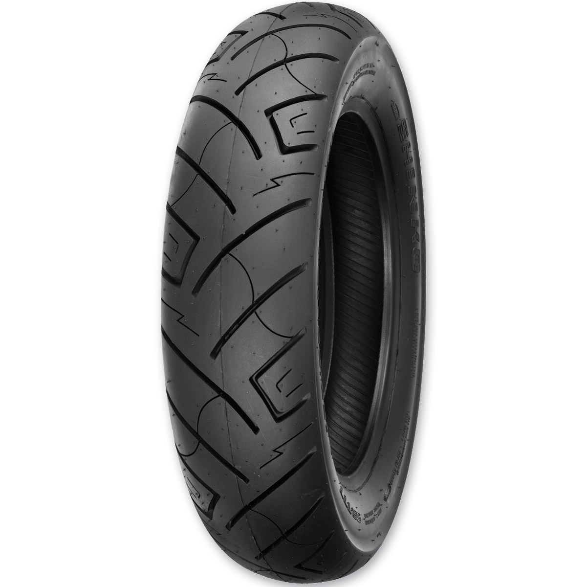 Shinko 777 MU85B16 Rear Tire