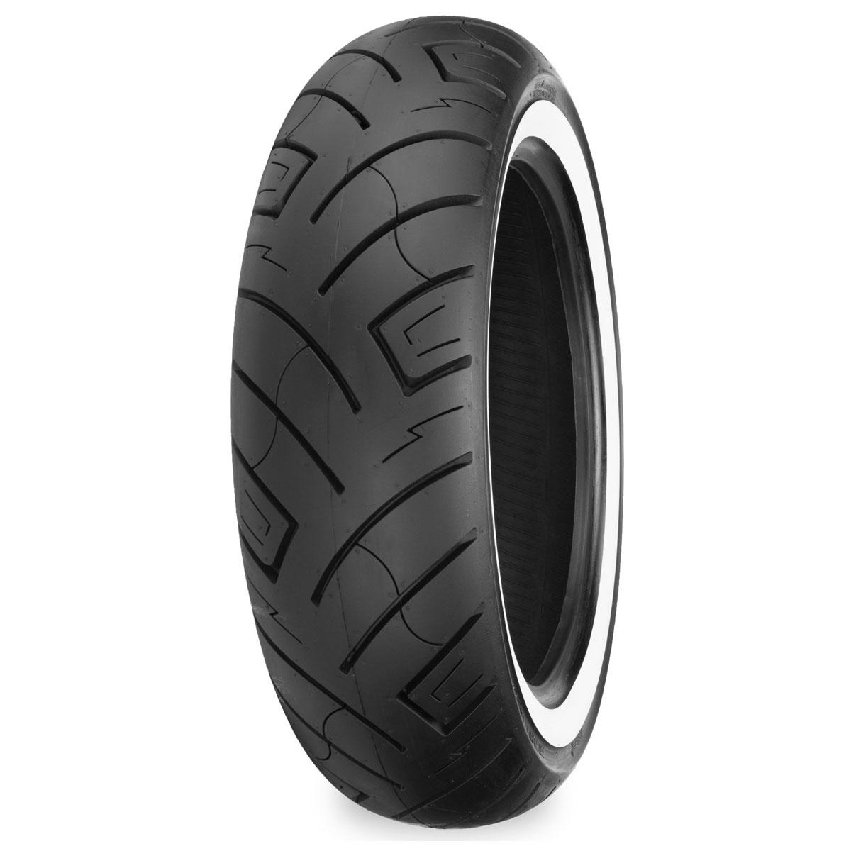 Shinko 777 180/65-16 Wide Whitewall Rear Tire