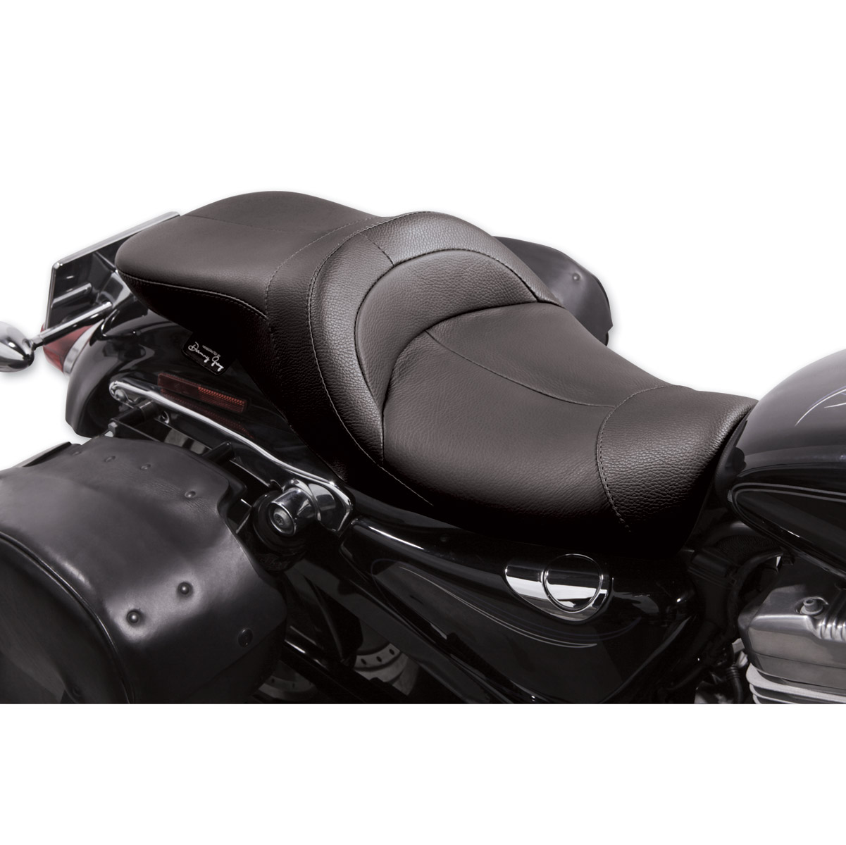 Danny Gray IST Leather Low 2-Up Seat