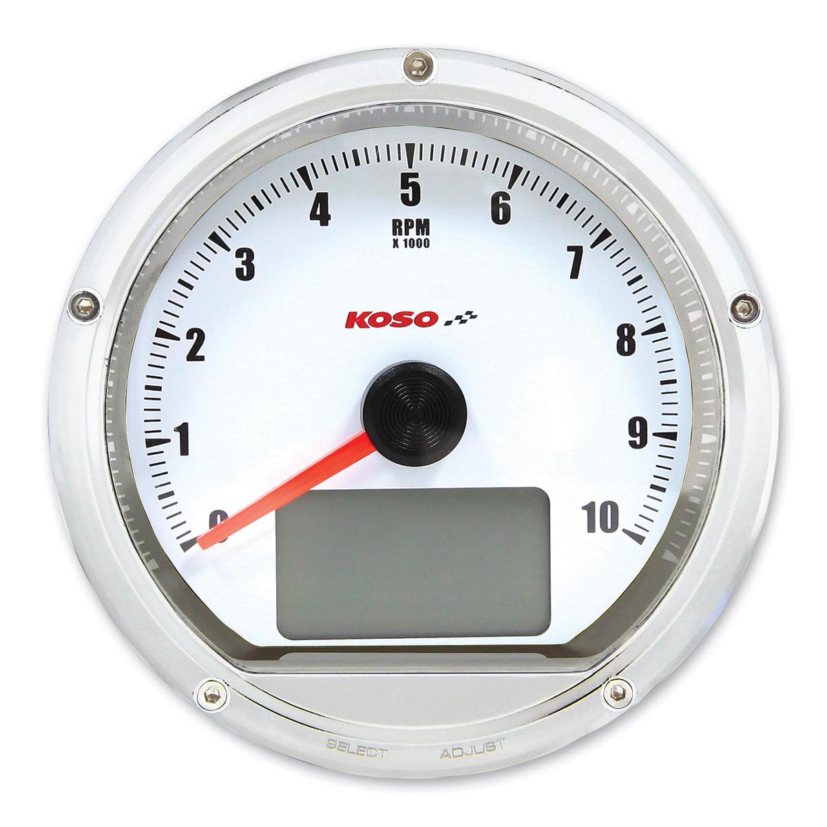 Koso T&T Electronic Speedometer/Techometer