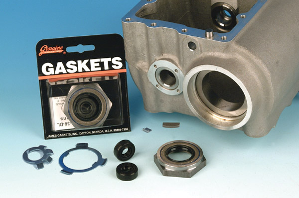 Genuine James Super Nut Transmission Sprocket Seal